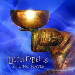 liquid bells music CD